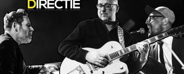 Montis Goudsmit Directie laat debuutalbum live horen - persfoto van de groep