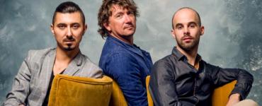 Internationale trio Rogier Telderman vormt kolkende ervaring - groepsfoto