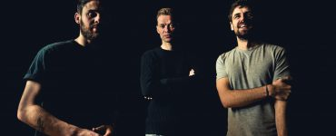 Jasper Høiby's Planet B speelt in Paradox - groepsfoto