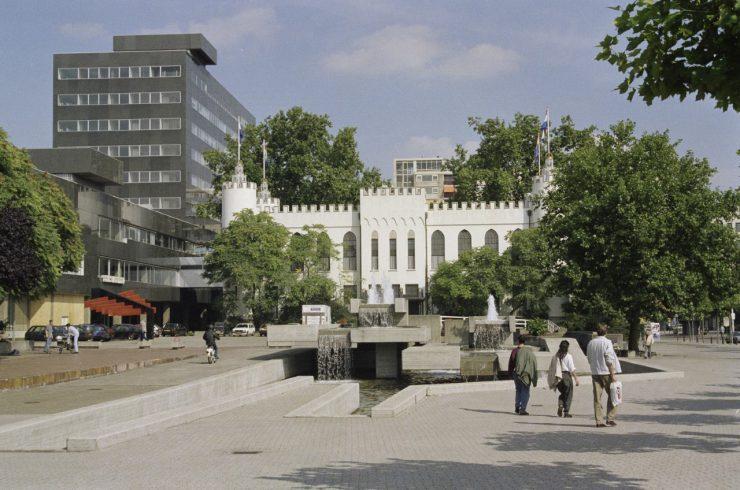 Gert-Jan de Graaf riep initiatiefgroep bij elkaar voor Paleis Willem II - foto van het Paleis