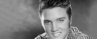 The Elvis Concert band brengt eerbetoon aan Elvis - portret van Elvis op jonge leeftijd