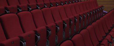 Theaters Tilburg en Factorium dicht - foto van lege stoelen