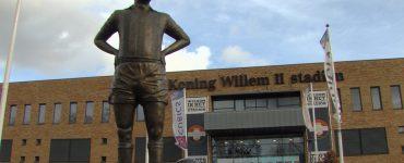 Willem II moet het voortaan doen zonder keeper Timon Wellenreuther, die voorlopig een toekomst in onzekerheid tegemoetziet