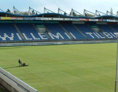 Donderdagavond was het alweer de derde voorronde voor Willem II in de UEFA Europa League, een wedstrijd die thuis gespeeld werd tegen het Schotse team Rangers FC. Reden voor een feestje dus, volgens de trouwe Willem II-supporters.