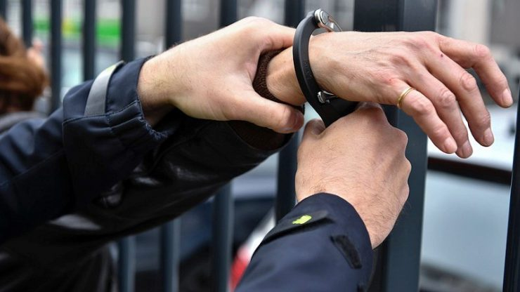 Inval politie woning Generaal Hertzogstraat vanwege drugsonderzoek