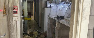 Een pizzaoven was mogelijk de oorzaak van de brand in restaurant Il Giardino