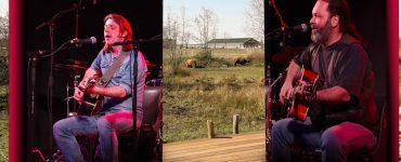 Backyard Blues - Lost & Found - gescheiden dubbelportret