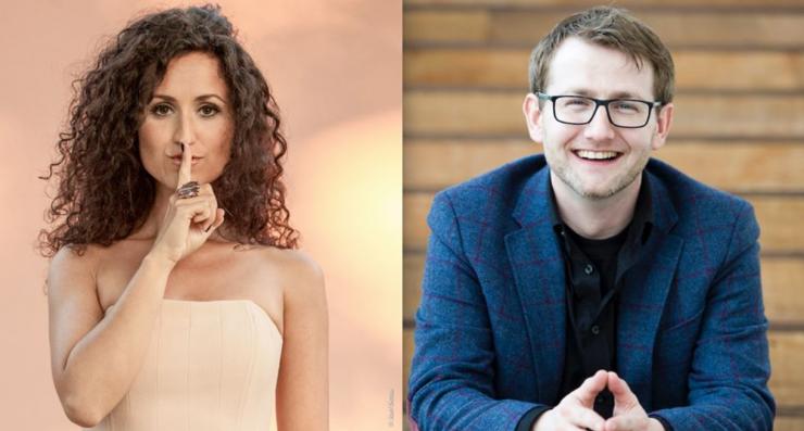 """Paradox: """"Kristalhelder, sierlijk, lyrisch en veelzijdig zijn omschrijvingen van de Portugese Maria Mendes."""" En Vincent Houdijk werd in 2016 tot 'Meest veelbelovende Jazztalent van Nederland' uitgeroepen."""