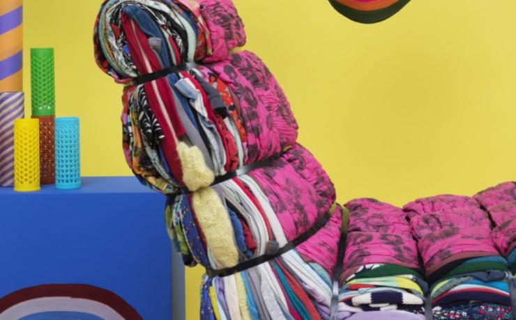 Samen starten het TextielMuseum en BANK15 de textielchallenge 'Stof tot nadenken', waarmee ze ook hun eerste samenwerking aftrappen. De challenge valt onder BANK15's Art of Innovate.