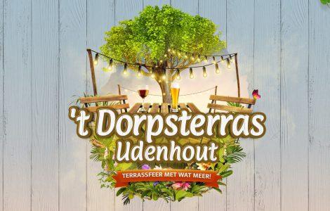 Vrijdag en zaterdag zou 't Dorpsterras sfeervol worden geopend met onder andere een zittende Silent Disco. Dit gaat toch niet door.