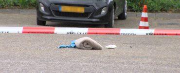 Aan de Dolomietenweide is een man zeker drie keer beschoten. Het slachtoffer raakte gewond, maar is niet in levensgevaar.