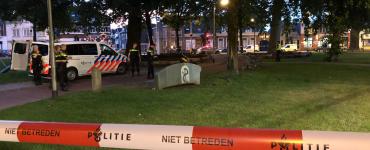 Bij een steekpartij op het Korvelplein donderdagavond is één persoon gewond geraakt.