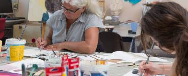 Het lijkt Studio Xplo in Tilburg-Noord al met al te zijn gelukt om voor Open Atelier een interessant programma samen te stellen.