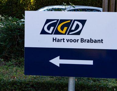 GGD Hart voor Brabant kan nu 6.800 coronatesten per dag uitvoeren. De uitbreiding op de nieuwe testlocatie zorgt voor een verhoging van de testcapaciteit.