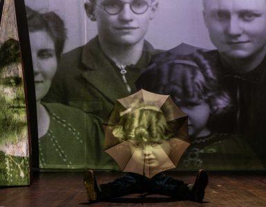 In de voorstelling Happy Together staan vader, moeder, dochter en zoon Borgman samen op het toneel. Ze spelen een familie op zoek naar wie zij met elkaar kunnen zijn. Wie draagt wie? Kunnen ze intussen veranderen zonder elkaar los te laten?
