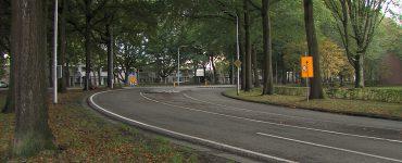 Vorige maand kwam een bestuurder om het leven nadat hij met zijn auto tegen een boom botste. Een paar dagen daarvoor was het een politieauto die van de Sweelincklaan af raakte.