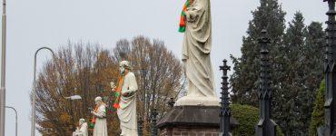 Hoewel Carnavalsstichting Tilburg geen openbare evenementen meer kan organiseren in Kruikenstad, kleurt Tilburg op 11 november tóch groen-oranje.