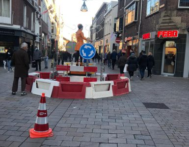 Gemeente Tilburg maakte voor Black Friday afspraken met de veiligheidsraad, om de winkels zo lang mogelijk open te houden.