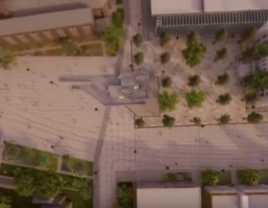Op het nieuwe plein Stadsforum is ruimte voor veel meer groen. Daarnaast wordt het mogelijk om van het Koningsplein een 'Koningwei' te maken.