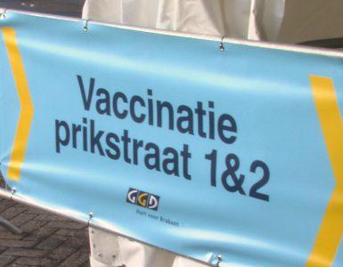 Op 9 februari opende GGD een priklocatie in het Koning Willem II Stadion, de derde locatie voor vaccinatie tegen corona in de regio Hart voor Brabant.
