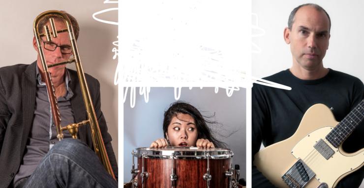 Vrijdag 2 april is er een livestreamconcert te volgen vanuit Paradox, van trombonist Ilja Reijngoud, gitarist Ed Verhoeff, drummer Sun Mi Hong en vocaliste Margriet Sjoerdsma.