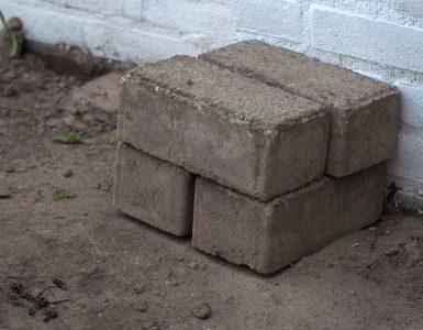 Met het NK Tegelwippen worden mensen gestimuleerd om tegels uit hun tuin te halen. Ook in Tilburg worden bij dit NK tegels gewipt.