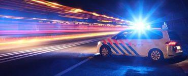 Vier inzittenden van een voertuig zijn vrijdag 2 april aangehouden omdat het mogelijk betrokken was bij een conflict aan de Europalaan waarbij is gedreigd met een vuurwapen.