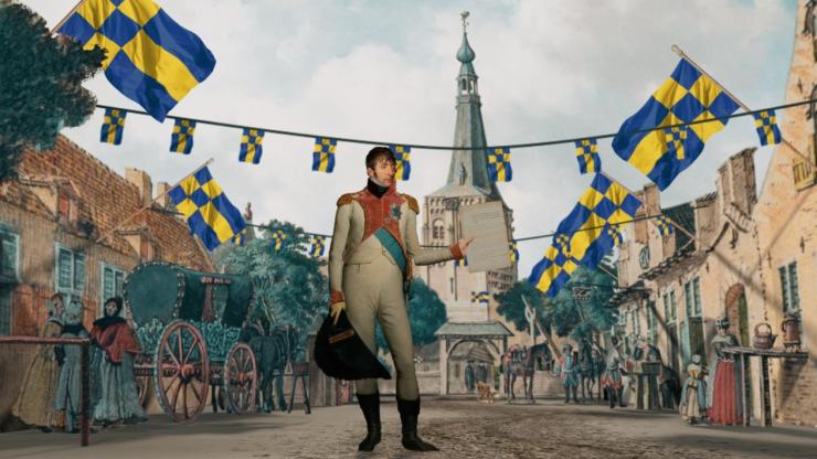Op 18 april 1809 kreeg Tilburg stadsrechten van koning Lodewijk Napoleon, en op 18 april vieren we daarom de verjaardag van onze stad.