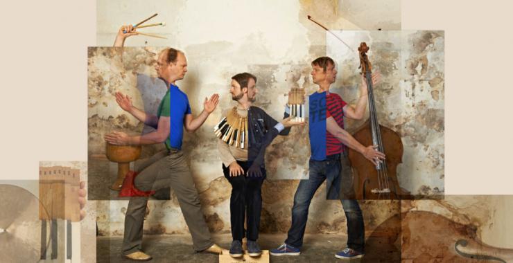 Paradox zendt online een concert uit van het Rembrandt Frerichs Trio dat live te volgen is via een link op de site van het podium.