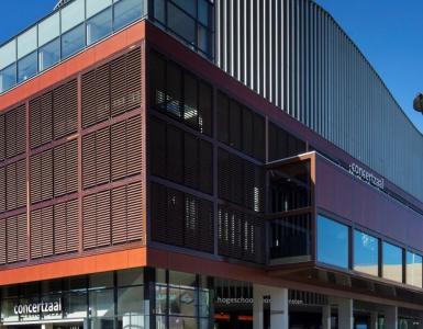 Schouwburg Concertzaal Tilburg organiseert een ontwerpestafette waarin teams gaan nadenken over de toekomst van de concertzaal.