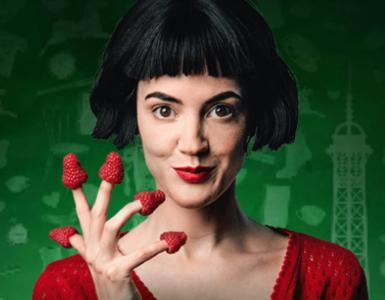 Amélie de Musical gaat over de dromerige Amélie die anderen probeert liefde en vrolijkheid te brengen, met het mooie Montmartre in Parijs als achtergrond.