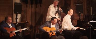 Samen met onder anderen pianist Peter Beets komt gitarist Stochelo Rosenberg naar Paradox om nummers te spelen van hun Django Tribute-album.