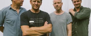 De Zeeuwse band Racoon doet dit najaar de Tilburgse schouwburg aan tijdens hun theatertour.